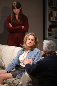 Amelia McClain, Kate Levy, R. Ward Duffy Photo by Jerry Naunheim, Jr. The Repertory Theatre of St. Louis