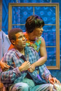 Reginald Pierre, Jacqueline Thompson Photo by John Lamb Mustard Seed Theatre