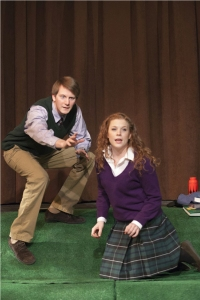 John Lampe, Betsy Bowman Photo by John Lamb West End Players Guild