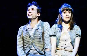 Joey deBettencourt, Megan Stern Photo by Jenny Anderson Peter and The Starcatcher National Tour