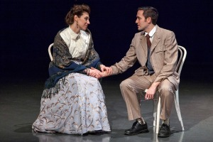 Emily Baker, Antonio Rodriguez Photo by John Lamb St. Louis Actors' Studio