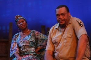 Velma Austin, A.C. Smith Photo by Stewart Goldstein The Black Rep
