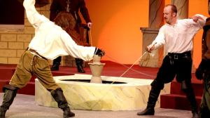 Roger Erb, Charlie Barron Photo by Brian Peters St. Louis Shakespeare