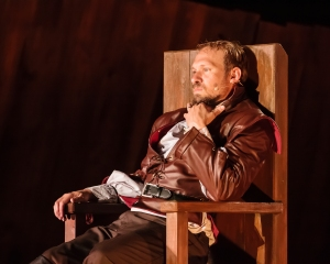 Jim Butz Photo by David Levy Shakespeare Festival St. Louis
