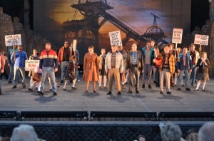 The Cast of Billy Elliot Photo: The Muny
