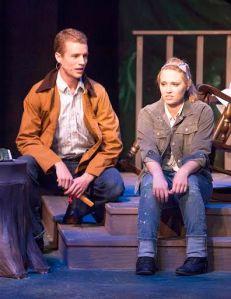 Pete Winfrey, Sam Auch Photo by John Lamb Insight Theatre Company