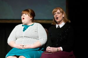 Katie Donnelly, Kay Love Photo by Michael Young R-S Theatrics