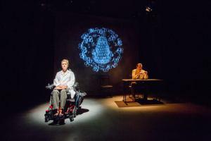 Lavonne Byers, Stephen Peirick Photo: Todd Studios HotCity Theatre