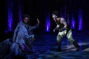 Alvin Keith, Jim Poulos Photo by Jerry Naunheim, Jr. Repertory Theatre of St. Louis