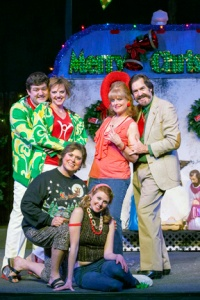 Cast of The Great American Trailer Park Muiscal Photo by John Lamb Stray Dog Theatre