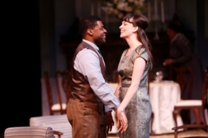 Richard Prioleau, Shannon Marie Sullivan Photo by Jerry Naunheim, Jr. Repertory Theatre of St. Louis