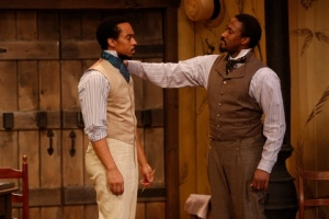 Will Cobbs, Daniel Morgan Shelley Photo by Jerry Naunheim, Jr. Repertory Theatre of St. Louis