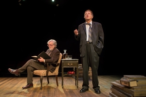 Jerry Vogel, Bobby Miller Photo by Eric Woolsey New Jewish Theatre