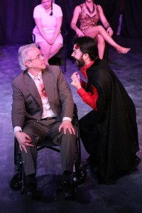 Keith Thompson, Matt Pentecost Photo by Jill Ritter Lindberg New Line Theatre