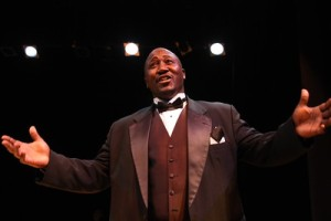 Dr. Robert McNichols, Jr. Photo by Stewart Goldstein The Black Rep