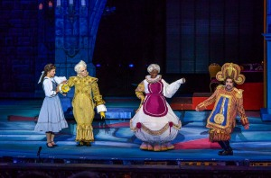 Kate Rockwell, Rob McClure, Marva Hicks, Steve Rosen Photo: The Muny