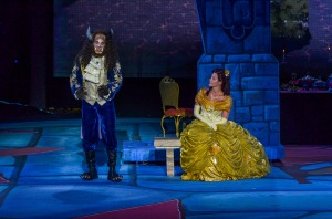 Nicholas Rodriquez, Kate Rockwell Photo: The Muny