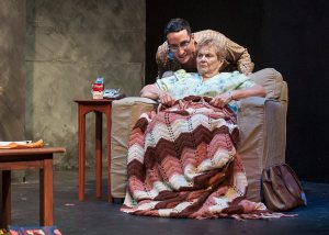 Michael Hogan, Donna Weinsting Photo by Patrick Huber St. Louis Actors' Studio