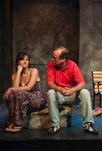 Jenny Smith, B. Weller Photo by Patrick Huber St. Louis Actors' Studio