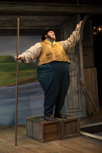 Randy Blair Photo by P.J. Griffith Repertory Theatre of St. Louis