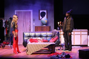 Erin Renee Roberts, Lawd Gabe Photo by Stewart Goldstein The Black Rep