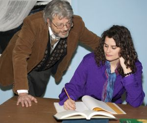 Tom Kopp, Maggie Wininger Photo by John Lamb West End Players Guild