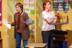 Elizabeth Ann Townsend, Laurie McConnell Photo by John Lamb St. Louis Actors' Studio