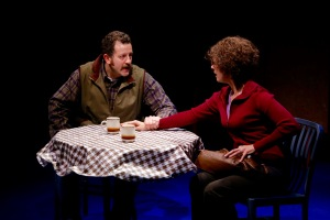 Joe Osheroff, Nancy Bell Photo by Jerry Naunheim, Jr. Repertory Theatre of St. Louis