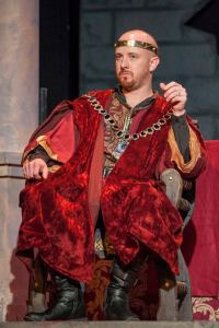 Charlie Barron Photo by John Lamb St. Louis Shakespeare
