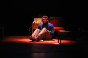 Kelvin Roston, Jr. Photo by Stewart Goldstein The Black Rep