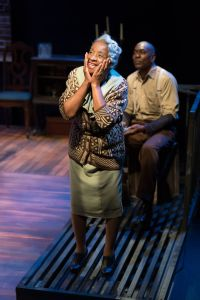 Linda Kennedy, J. Samuel Davis Photo by ProPhotSTL.com Upstream Theater