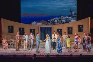 Cast of Mamma Mia! Photo: The Muny