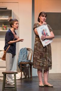 Bridgette Bassa, Jenny Smith Photo by Patrick Huber St. Louis Actors' Studio