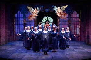 The Cast of Sister Act Photo by Peter Wochniak, ProPhotoSTL.com STAGES St. Louis