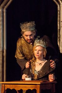 Ben Ritchie, Michelle Hand Photo by John Lamb St. Louis Shakespear