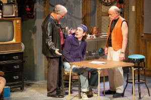William Roth, Leo Ramsey, Peter Mayer Photo by John Lamb St. Louis Actors' Studio