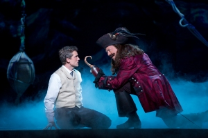 Kevin Kern, Tom Hewitt Photo by Carol Rosegg Finding Neverland National Tour
