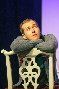 Will Bonfiglio Photo by John Lamb Stray Dog Theatre