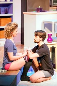 Sophia Brown, Andrea Rea Photo by John Lamb St. Louis Actors' Studio